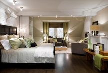Home - Bedroom Bliss / by Debra Richter-Silnicki
