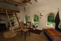 Earthbag homes / building