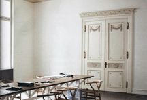 Workspace / Work spaces with style. / by Bonnie Tsang