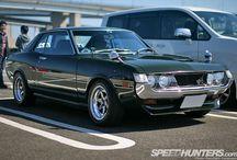 Celica Liftback GT 2000 RA25 JDM / My Celica restoration project