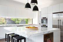 Kitchen / Kitchen ideas that can serve as inspiration for your future house or renovation.