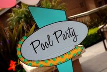 Pool Party Ideas / Splish Splash ~ Have a fun Pool Party with these great ideas & Tips!