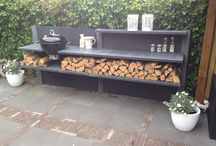 Barbecue incl aankleding