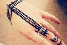 henna tatto's