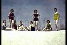 Swimwear throughout time / A great collection of how swimwear has evolved and will continue to in the future