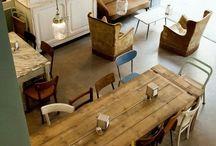 Coffee shop tea house