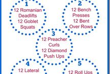 A full body Super Set workout