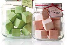 YLEO i badet / Produkter med æteriske olier til badet