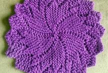 Cercuri tricotate