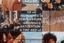 Filters VSCO