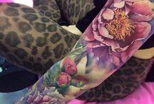 peoni tattoo