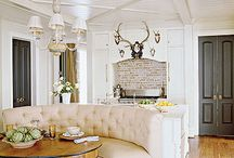 Love a banquette / by Sarah Hardin