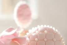 Pink and Ivory wedding
