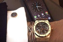 Zegarek i branzoletki