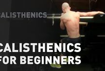 Fitness stuff / Calisthenics