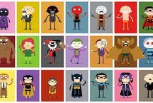 DC Universe - BATMAN UNIVERSE!