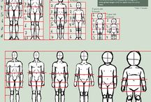 Human and body proportion / What do you think about human and body proportion? Pin here!