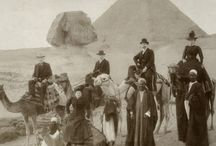 Ancient Egypt - holiday destination!