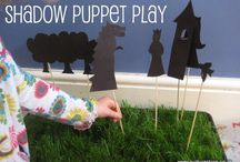 Puppets-So Many Options! / by NWTC Early Childhood -Instructional Asst