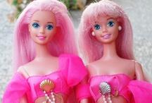 Candy Coloured Dolly Hair