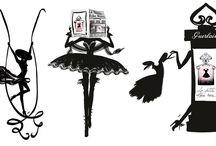 La petit robe noire