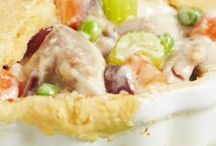 recipes -chicken dishes