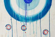My paintings Grè - Greta Tonello
