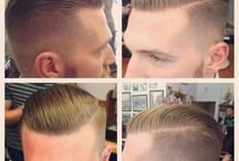 Men's hair styles / A selection of the best hair cuts around!