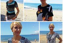 Verano: top y camisetas