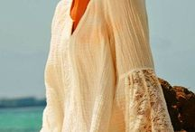 Fashion, the way I ♡ it! / Lace! Lace and more lace! Natural.  Soft.  Free. Flowing.  Bohemian. Elegant.  Class. Texture. Pure.