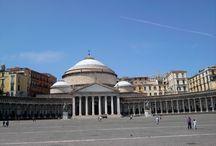 Walking To Naples