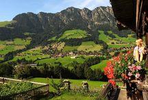 Oostenrijk / Dorpen