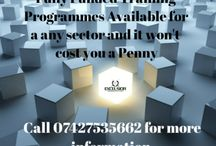 We Promote: Excelsior Training Solutions / Are You looking for fully funded Training courses? Contact Excelsior Training Solutions