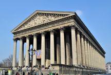 France_19th C._ Arch. / Important Architects: Charles Percier (1764-1853), Pierre Fontaine(1762-1853), Pierre Vignon (1762-1828), Jacques Ignace Hittorff (1792-1867), Jacques Duban (1797-1870), Henri Labrouste (1801-75), Viollet-le-Duc (1814-79), Charles Garnier (1825-98), Gustave Eiffel (1832-1923), Baron Haussmann (1838–91)