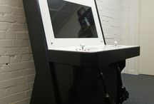 Arcade sticks and cabinets / DIY Arcade sticks and cabinets