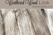 DIY Wood Projects / by Mallorie Zabst