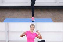 bovenbenen trainen