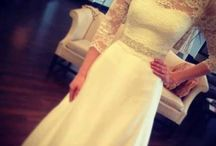 Wedding dress / Wedding dress
