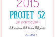 Projet 52 - 2015