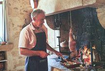 grille, kuchnie, piece
