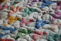 Snippets Quilts / Quilts using tiny scraps
