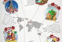 Noël / Des destinations pour vivre la magie de Noël et des fêtes de fin d'année...
