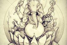 Ganesha / by yulia shayk