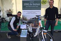 Foire de Nantes 2017 : notre magasin Bike Center spécialiste en vélo électrique