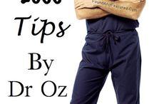 Dr Oz Who dosen't love him!