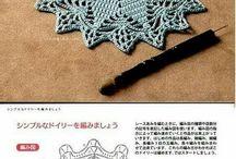 Crochet carpetas