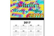 Wall Calendars by Khoncepts on Cafe Press / Wall calendars designed for those who love travel images, nature, scenic landscapes and personalized that special person's name. Contact me to design one for you.