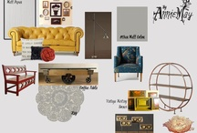Design Boards / I don't have a house to put these rooms in yet, but I can dream and plan! / by Annie Mayberry