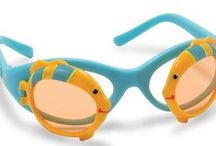 Adorable Children's Sunglasses / Protect your kids in style with these shades