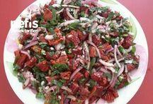 salata domatesli